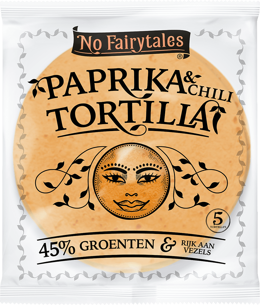 No Fairytales Paprika Chili