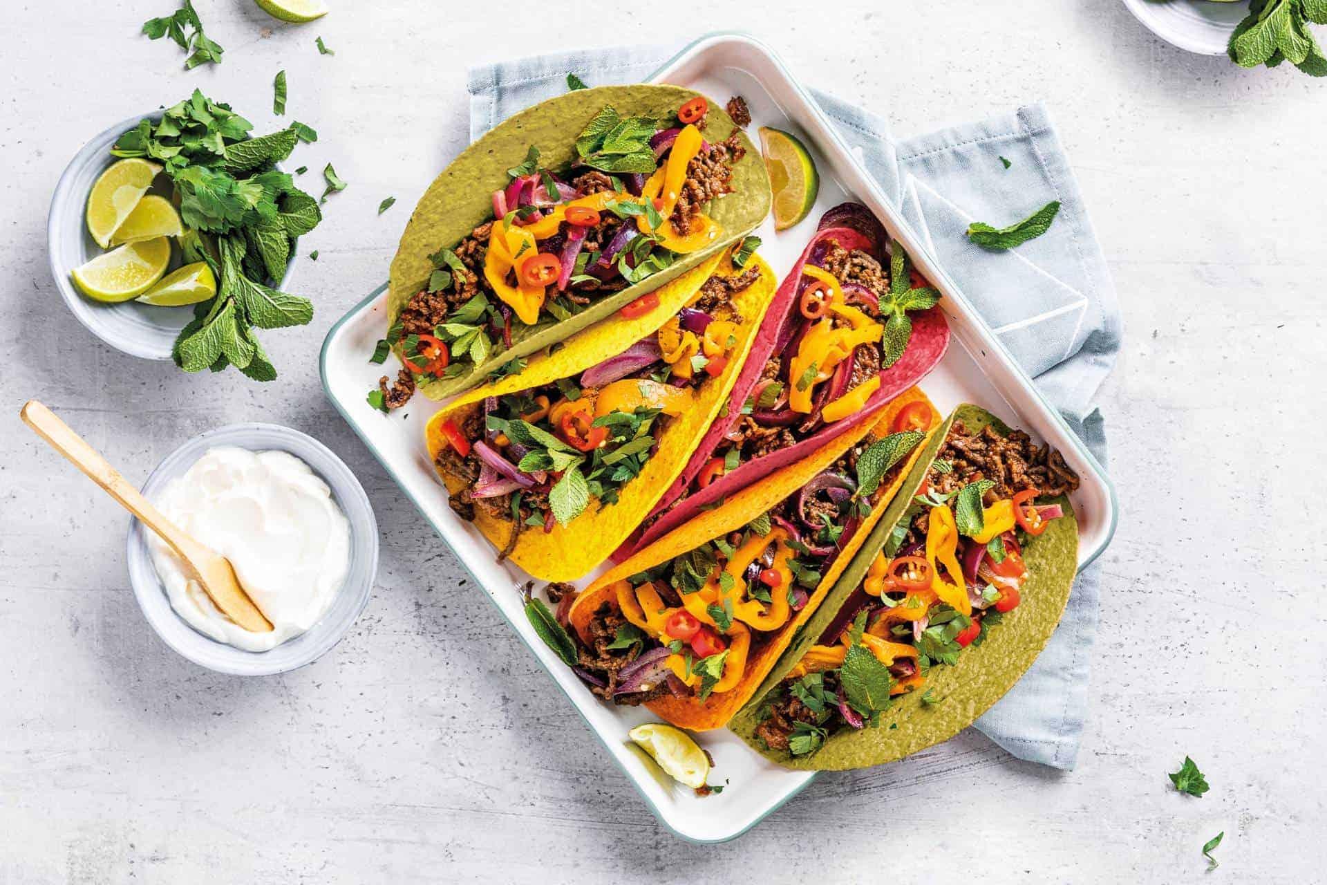 mexicaanse taco's